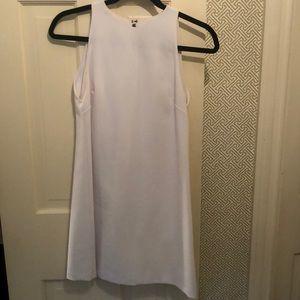 Alice and Olivia White Dress